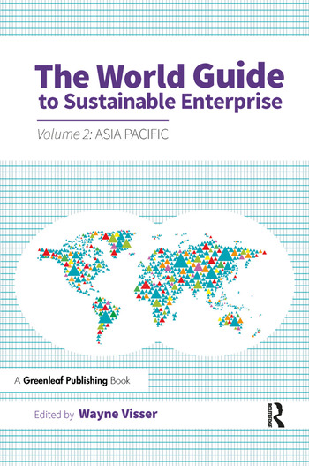 The World Guide to Sustainable Enterprise Volume 2: Asia Pacific book cover