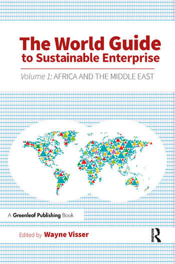 The World Guide to Sustainable Enterprise Volume 1: Africa and Middle East book cover