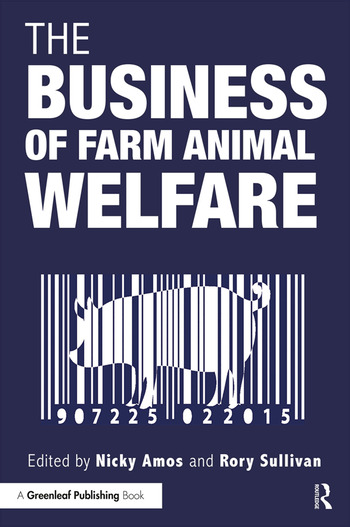 The Business of Farm Animal Welfare book cover