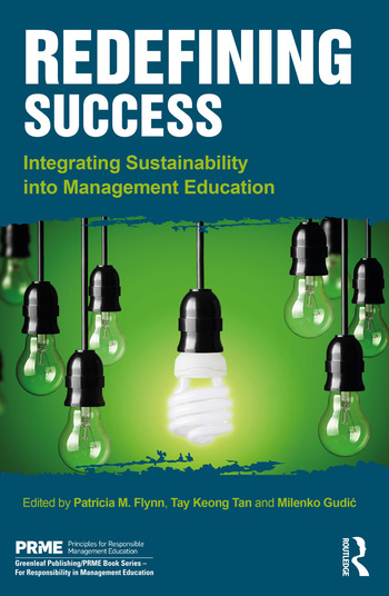 Redefining Success Integrating Sustainability into Management Education book cover