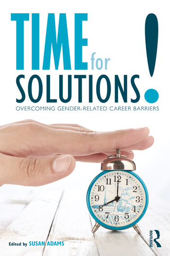 Time for Solutions! Overcoming Gender-related Career Barriers book cover
