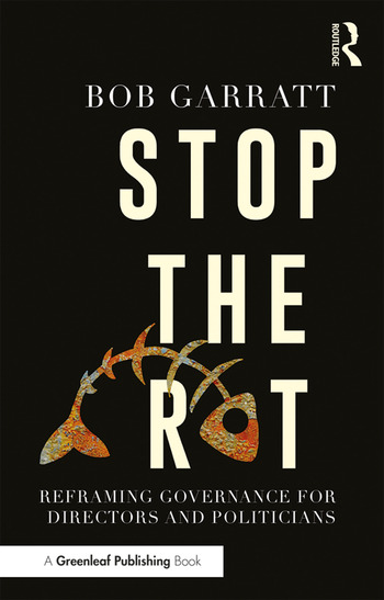 Stop the Rot Reframing Governance for Directors and Politicians book cover