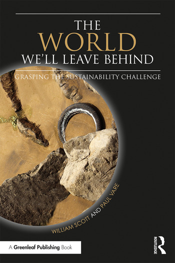 The World We'll Leave Behind Grasping the Sustainability Challenge book cover