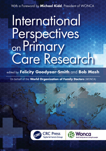 International Perspectives on Primary Care Research book cover