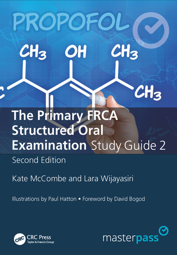 The Primary FRCA Structured Oral Exam Guide 2 book cover