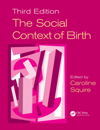 The Social Context of Birth book cover
