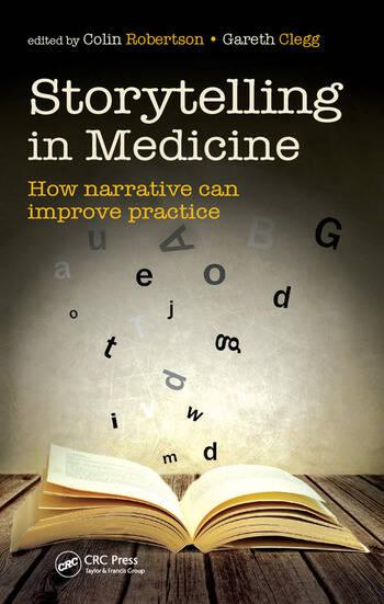 storytelling  medicine  narrative  improve practice crc press book