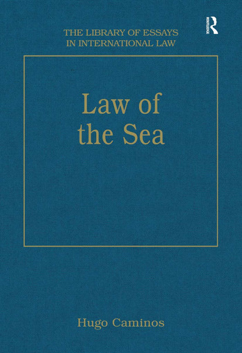 Law of the Sea book cover