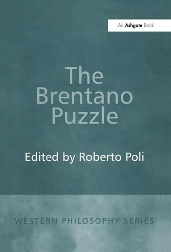 The Brentano Puzzle book cover