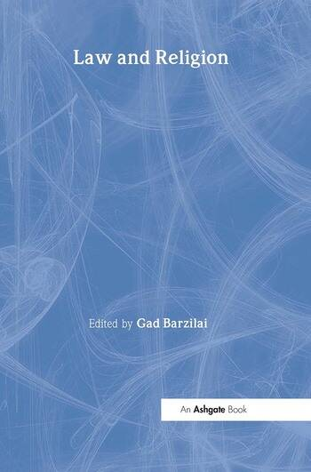 Law and Religion book cover