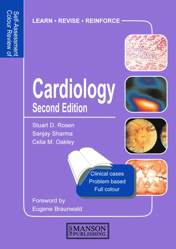 Cardiology Self-Assessment Colour Review, Second Edition book cover