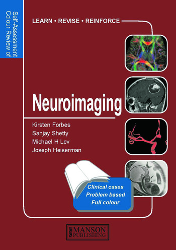 Neuroimaging Self-Assessment Colour Review book cover