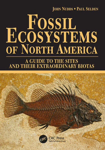 Fossil Ecosystems of North America A Guide to the Sites and their Extraordinary Biotas book cover