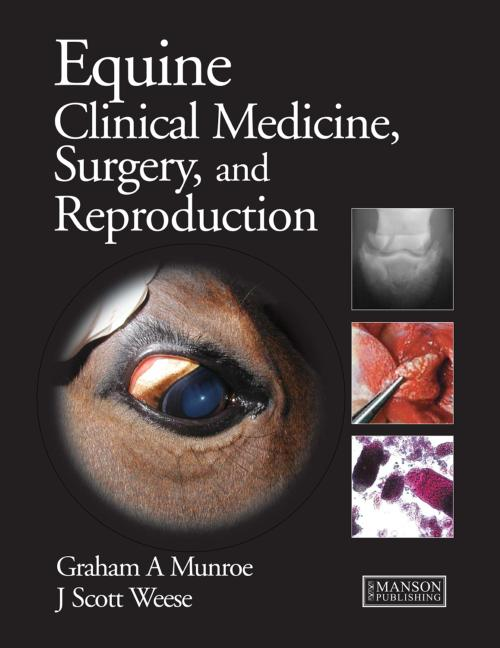 Equine Clinical Medicine, Surgery and Reproduction book cover