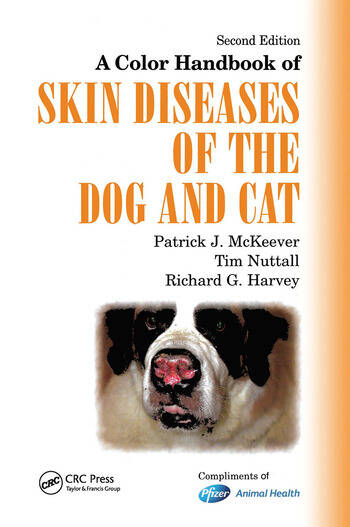 A Colour Handbook of Skin Diseases of the Dog and Cat UK Version book cover