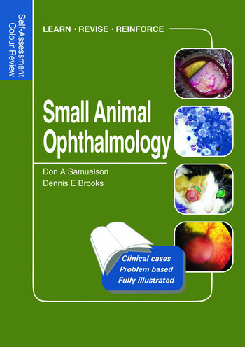 Small Animal Ophthalmology Self-Assessment Color Review book cover