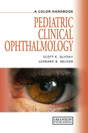 Pediatric Clinical Ophthalmology A Color Handbook book cover