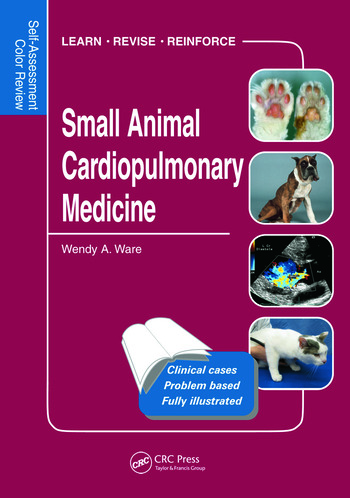 Small Animal Cardiopulmonary Medicine Self-Assessment Color Review book cover