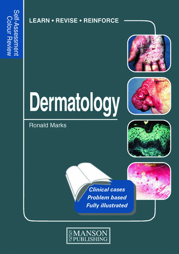Dermatology Self-Assessment Colour Review book cover