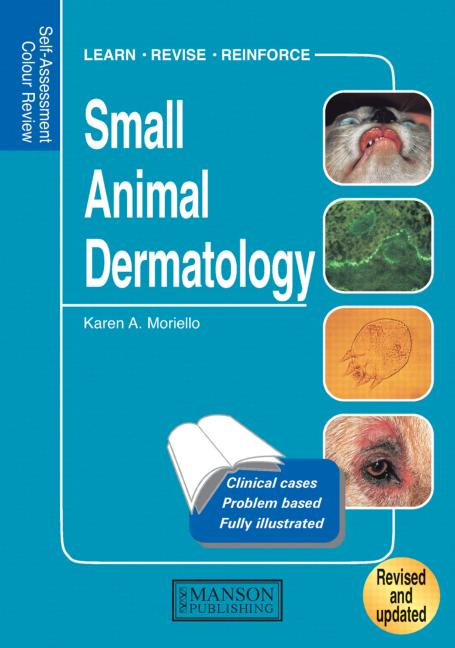 Small Animal Dermatology, Revised Self-Assessment Color Review book cover