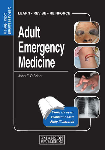 Adult Emergency Medicine Self-Assessment Color Review book cover