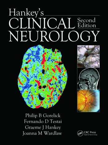 Hankey's Clinical Neurology book cover