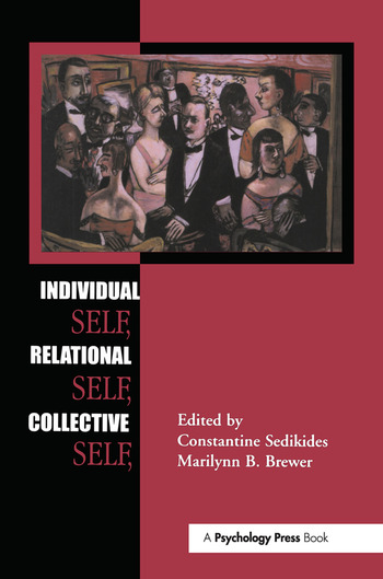 Individual Self, Relational Self, Collective Self book cover