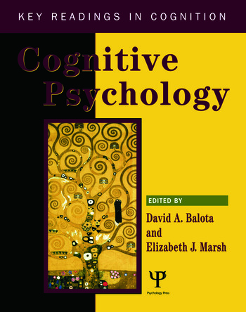 Cognitive Psychology Key Readings book cover