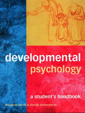 Developmental Psychology A Student's Handbook book cover