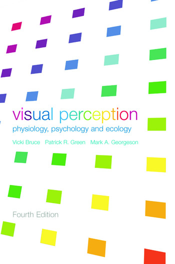 Visual Perception Physiology, Psychology and Ecology book cover
