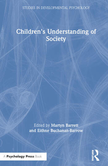 Children's Understanding of Society book cover