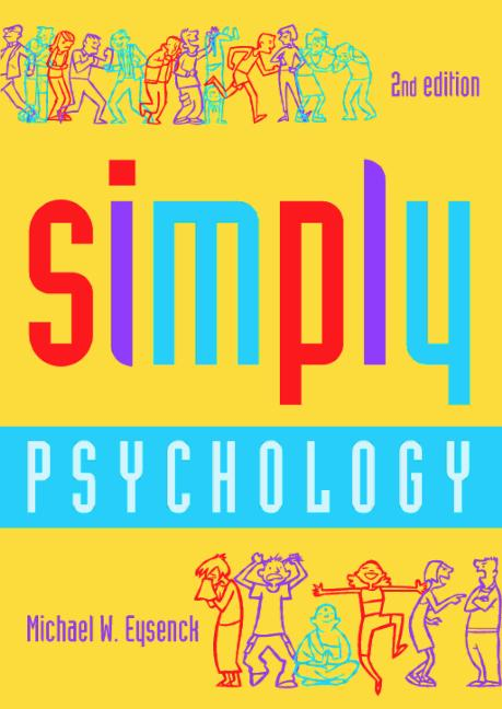 Simply Psychology book cover