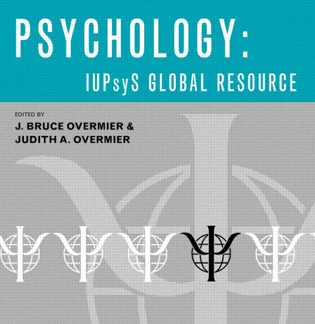 Psychology: IUPsyS Global Resource (Edition 2002) book cover