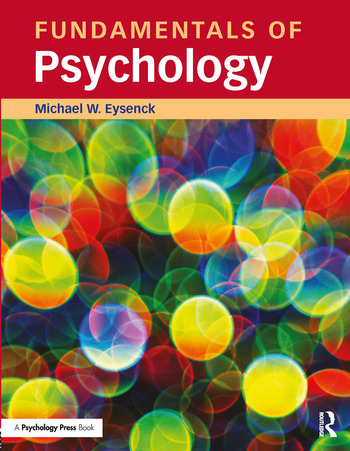 Fundamentals of Psychology book cover