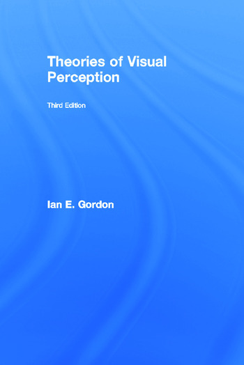 Theories of Visual Perception book cover