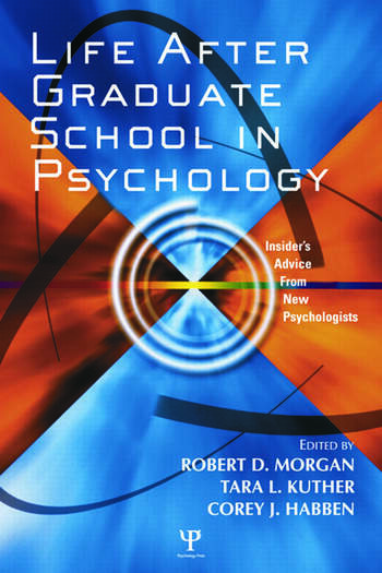 Life After Graduate School in Psychology Insider's Advice from New Psychologists book cover