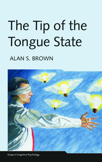 The Tip of the Tongue State book cover