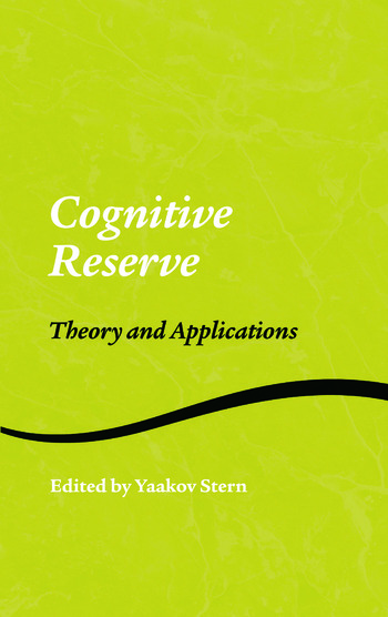 Cognitive reserve theory and applications (studies on neuropsychology neurology and cognition) (2014