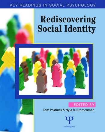 Rediscovering Social Identity book cover