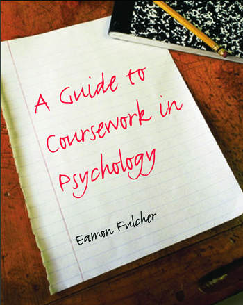 A Guide to Coursework in Psychology book cover