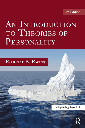 An Introduction to Theories of Personality 7th Edition book cover