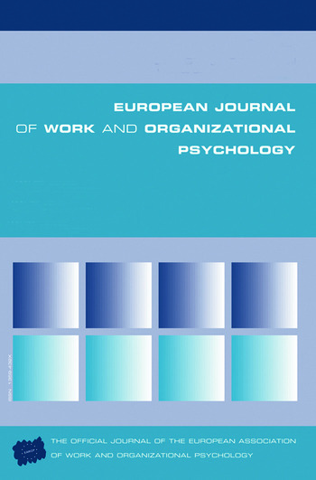 Leadership and Fairness A Special Issue of the European Journal of Work and Organizational Psychology book cover