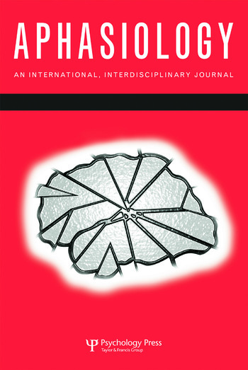37th Clinical Aphasiology Conference A Special Issue of Aphasiology book cover
