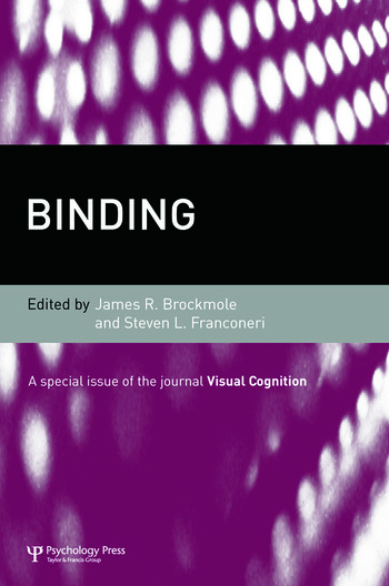 Binding A Special Issue of Visual Cognition book cover