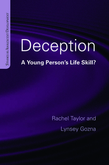 Deception A Young Person's Life Skill? book cover