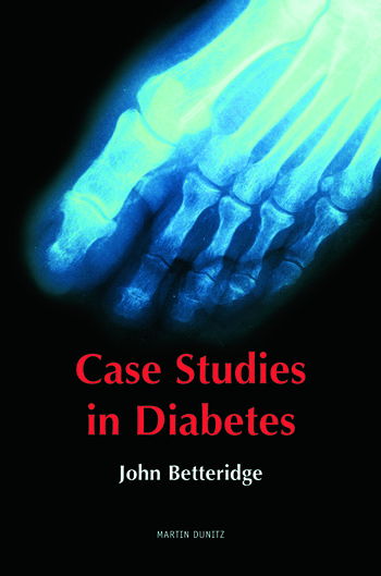 Case Studies in Diabetes book cover