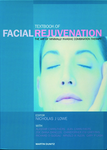 Textbook of Facial Rejuvenation The Art of Minimally Invasive Combination Therapy book cover