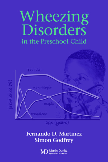 Wheezing Disorders in the Pre-School Child Pathogenesis and Management book cover