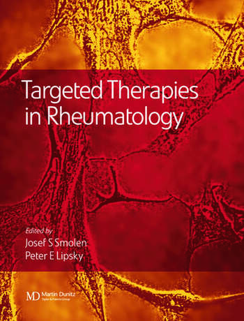 Targeted Therapies in Rheumatology book cover