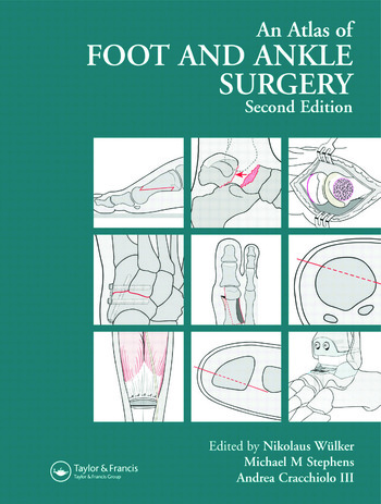 Atlas Foot and Ankle Surgery book cover